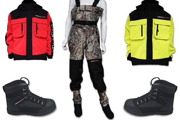 Экипировка для квадроцикла Motoraive, вейдерсы, ботинки, куртки (мембрана)