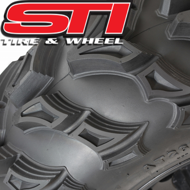 Резина шины для квадроцикла STI