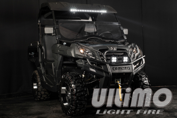 Светодиодные фары, лайтбары, балки, дополнительный свет для квадроциклов, ATV, UTV